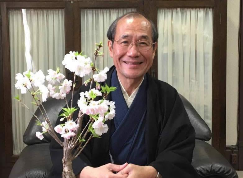 門川大作・京都市長